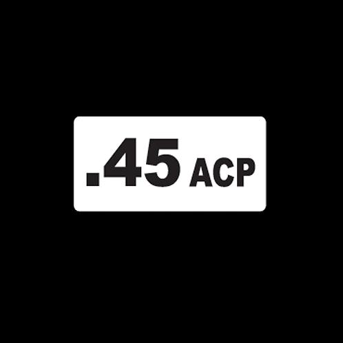 .45 ACP (AM15)