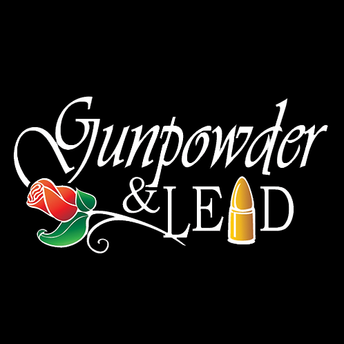 Gunpowder & Lead - Square (G116A)