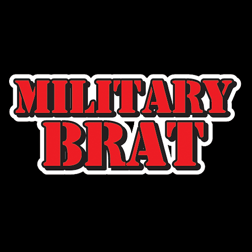 Military Brat - Red Camouflage (MH9)