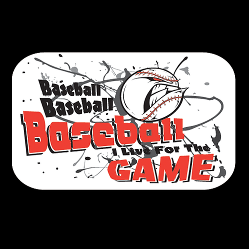 Baseball - I Live For The Game (BB22)