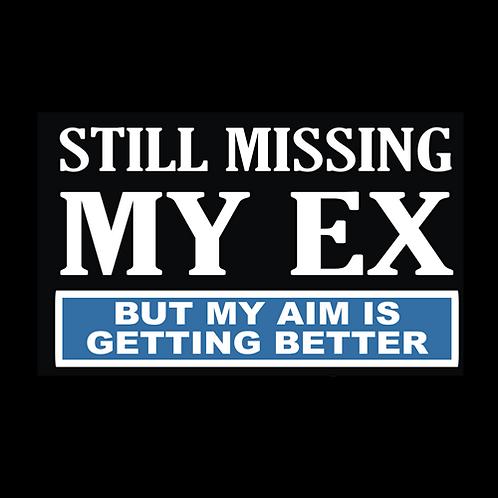 Still Missing My Ex - Blue (G332)