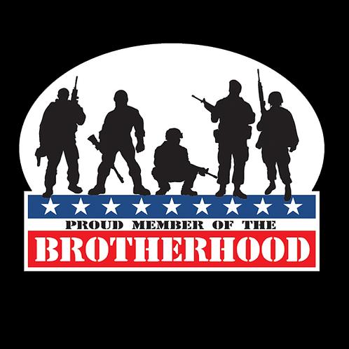 Proud Member Of The Brotherhood (MIL1)