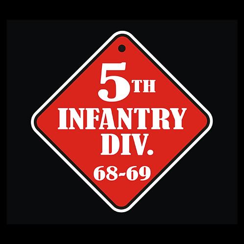 5th Infantry Division - 68-69 (V11)