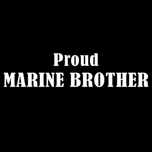 Proud Marine Brother (M13)