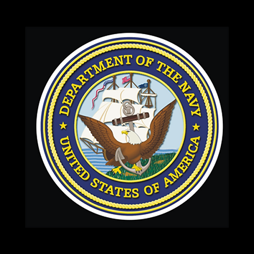 Department Of The Navy Seal (N13)
