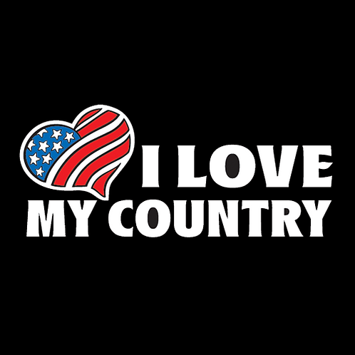 I Love My Country (MIL50)