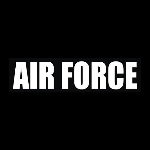 Air Force - Wording (AF30)