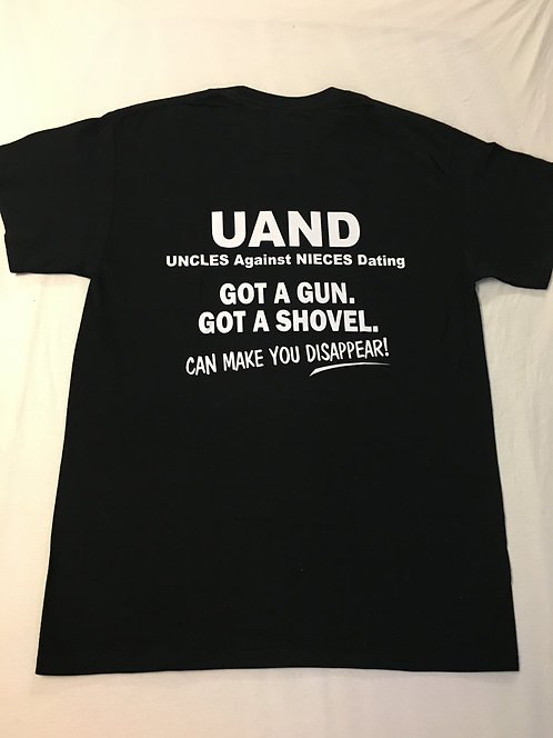 UAND (Uncles) - Shirt
