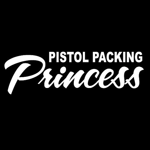 Pistol Packing Princess (G23)