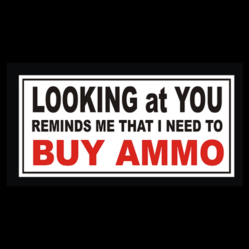 Looking At You - Buy Ammo (G218)