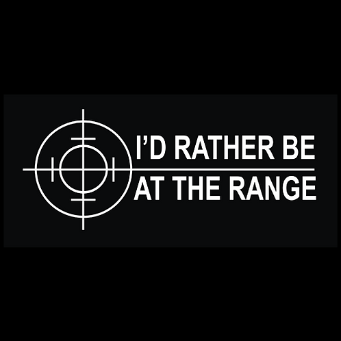 Rather Be At The Range - Line (G334)