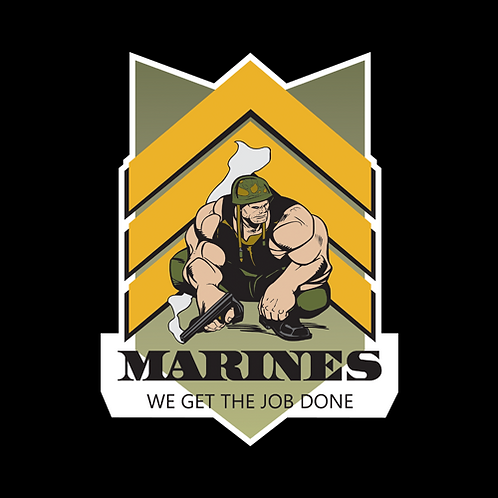 Marines Get The Job Done (M9)