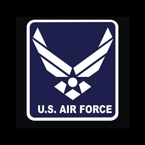 Air Force Logo - Colored (AF29)