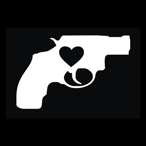 Revolver With Heart (G346)