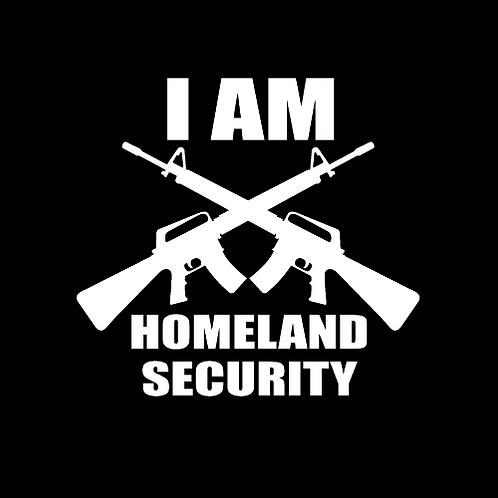 I Am Homeland Security (G127)