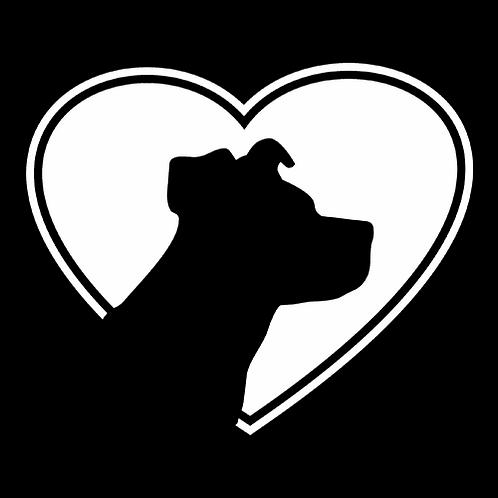 Pittie Heart (PD32)