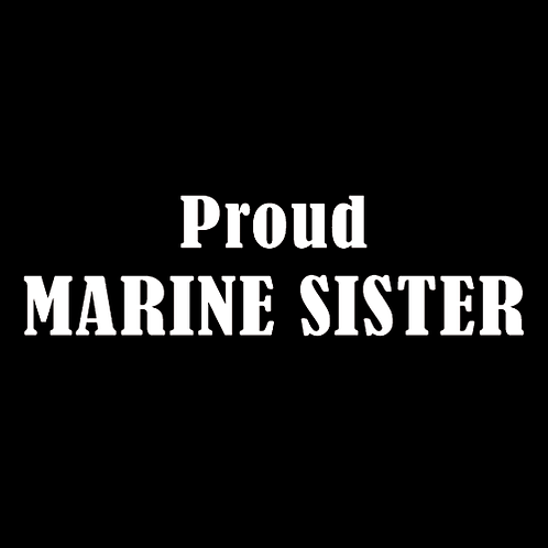 Proud Marine Sister (M14)