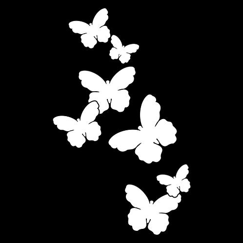 Flutter Of Butterflies (PB3)