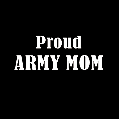 Proud Army Mom (A2)