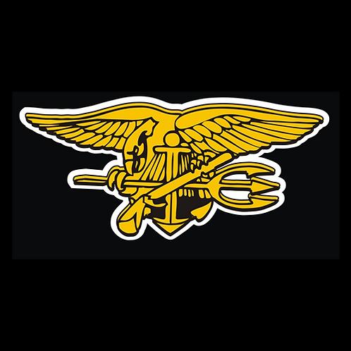 Seal Trident  Special Warfare Insignia (N34)