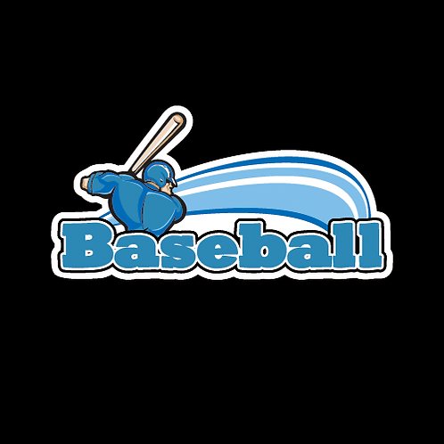 Baseball - Blue (BB11)