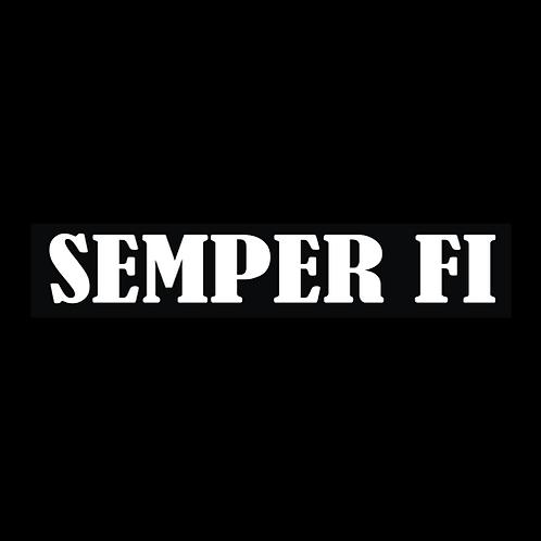 Semper Fi (M38)