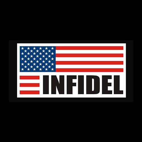 Infidel - American Flag (MIL26)