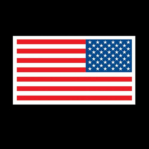American Flag - Reversed (MIL30B)