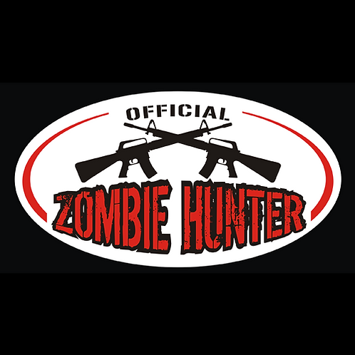 Official Zombie Hunter (SK19)