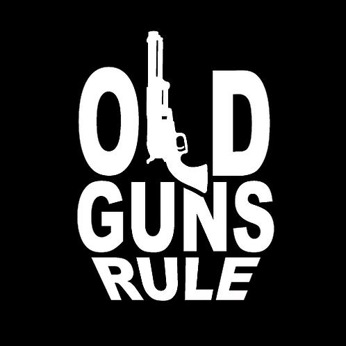 Old Guns Rule (G44)