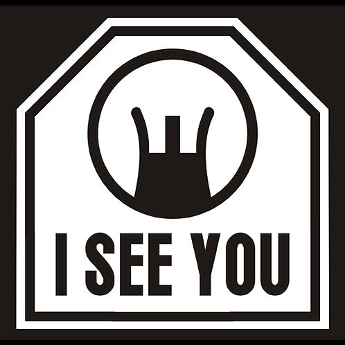 I See You, Scope - Sign (PVC119)