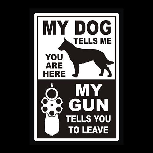 My Dog My Gun (G315)
