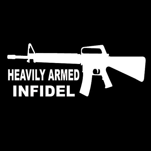 Heavily Armed Infidel - AR (G34)
