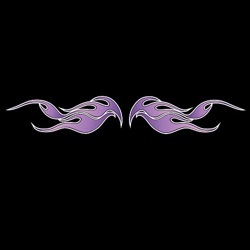 Purple Flames (FL18)