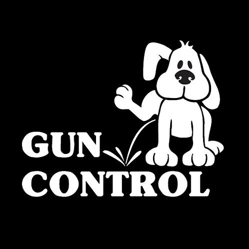 Pee On Gun Control (G53)