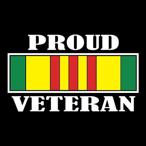 Proud Vietnam Veteran - Dual Line (V3)
