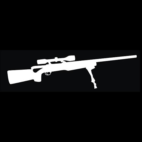 Sniper Rifle Silhouette (G320)