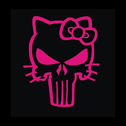 Pink Punisher Kitty (SK15)