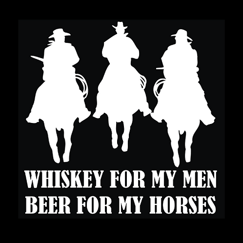 Whiskey For My Men (W5)