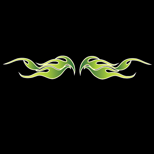 Green Flames (FL16)