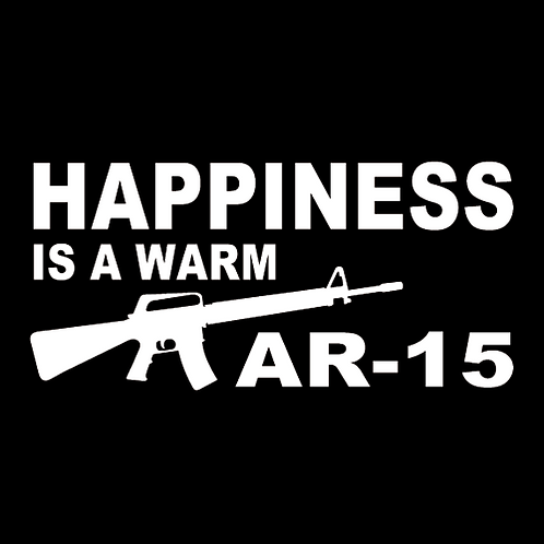 Happiness Is A Warm AR (G36)