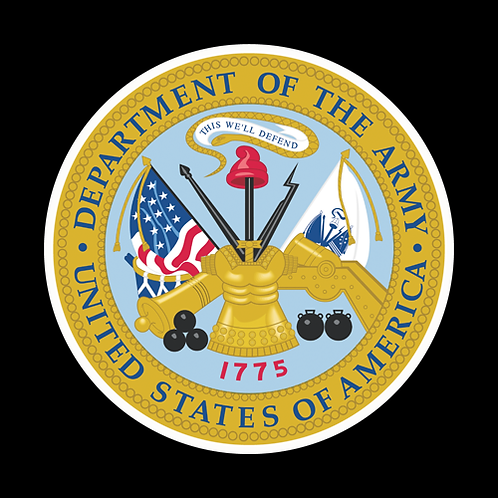 Department of Army Seal (A11)