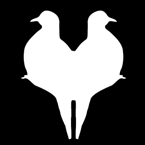 Dove Heart (H26)