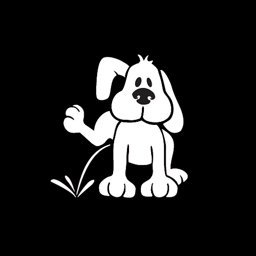 Peeing Dog (C16)