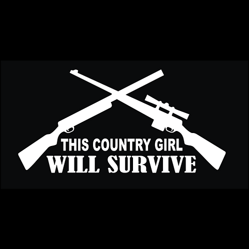 Country Girl Will Survive (G207)
