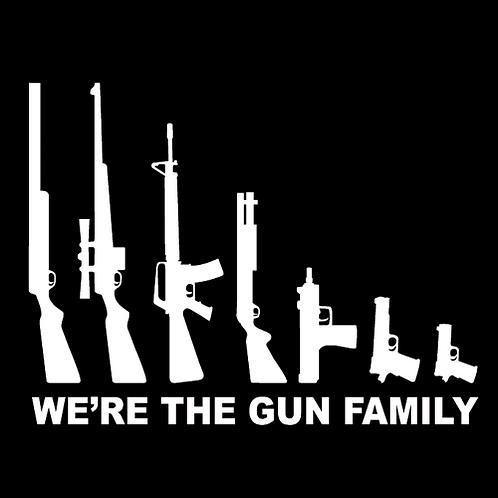 We're The Gun Family (G41)
