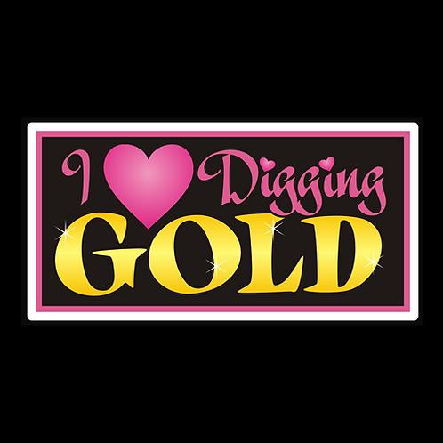 I Love Digging Gold (AU38)