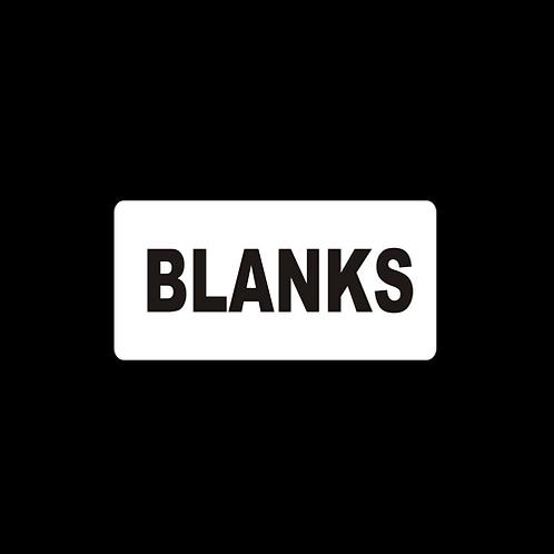 BLANKS (AM37)