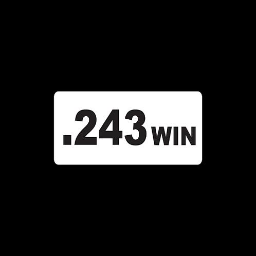 .243 WIN (AM32)