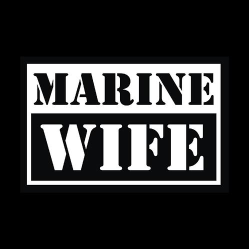 Marine Wife - Square (M34)